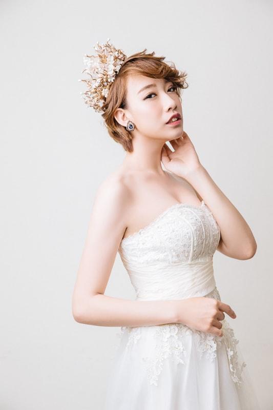 weddingshin bride 6 婚紗寫真-髮妝形象攝影
