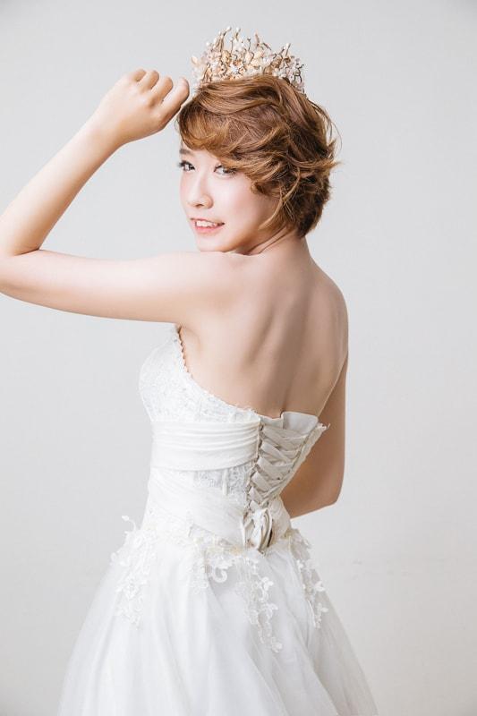 weddingshin bride 7 婚紗寫真-髮妝形象攝影
