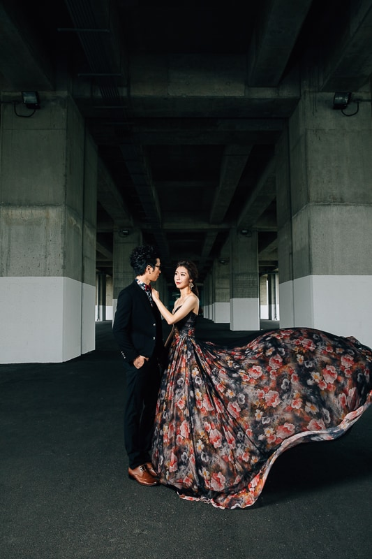 yisongflowers prewedding 14 婚紗寫真-億菘樣本