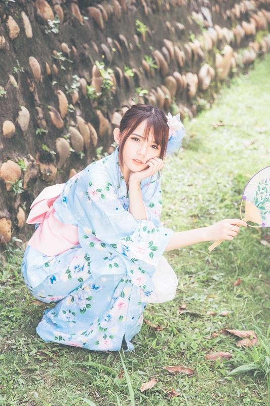 yukata 4 人像寫真-日式芋圓